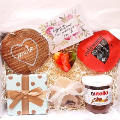 Cream & Nutella