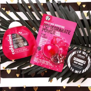 Selfcare & Beauty box 3 productos Red