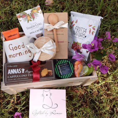 Good morning giftbox