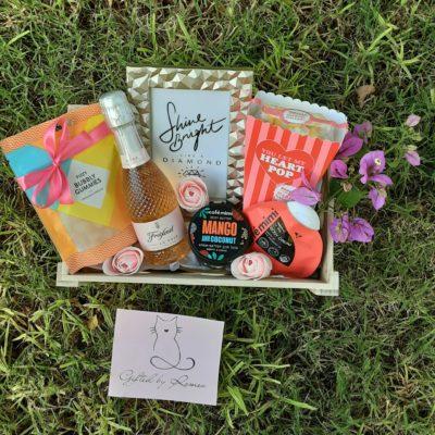 Happy Birthday giftbox
