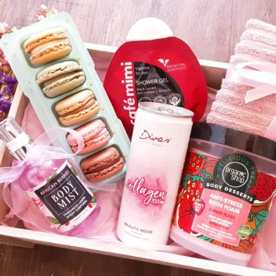 For a Diva giftbox
