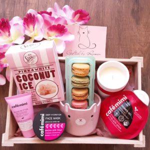Mañanas Glam giftbox