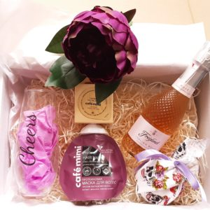 Purple lover box